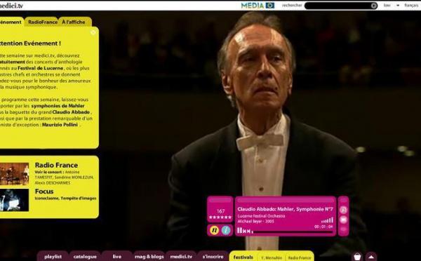 Un concert vidéo de musique classique a découvrir online chaque jour grâce au label Medici