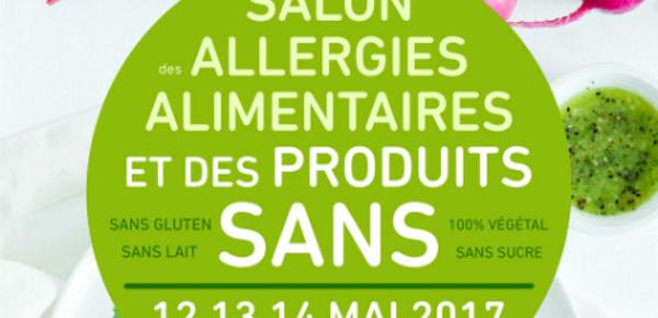 Salon des Allergies Alimentaires et des Produits Sans 2017
