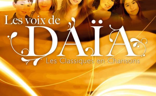 Les Voix de Daia, les classiques en chansons