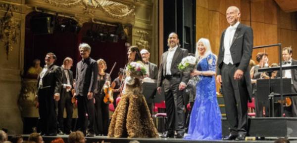 Concert de bienfaisance à Nice