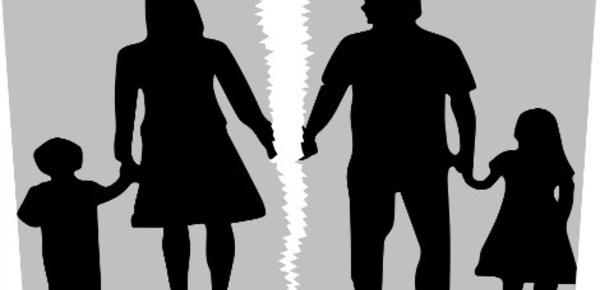 Enfants et divorce: un mauvais ménage