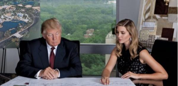 Ivanka Trump: la fougue du père, le contrôle de la fille