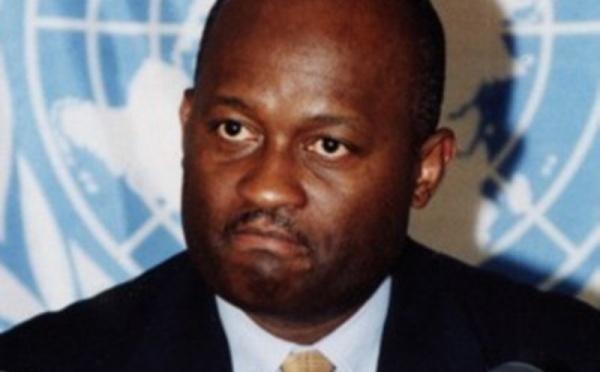 Un Camerounais porte-parole aux Nations Unies
