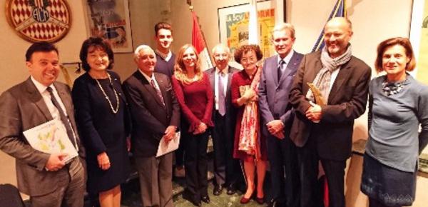 Vie associative: prix littéraires du P.E.N. Club de Monaco