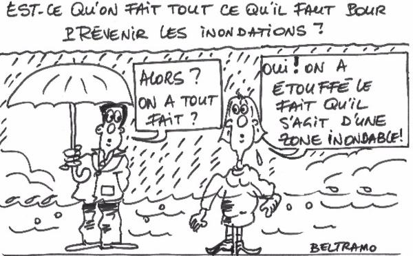 Paris zone inondable?