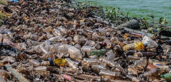 Une planète de plastique