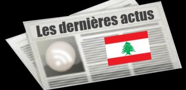 Les dernières actus du Liban