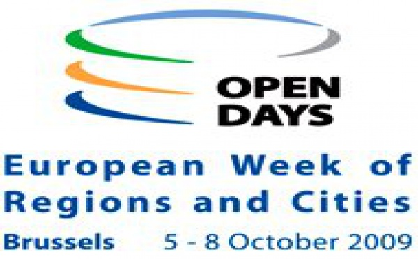 OPEN DAYS 2009 - La semaine européenne des régions et des villes