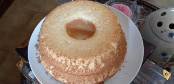 Recette de l'Angel's cake