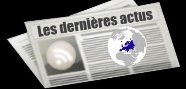 Les dernières actus d'Europe