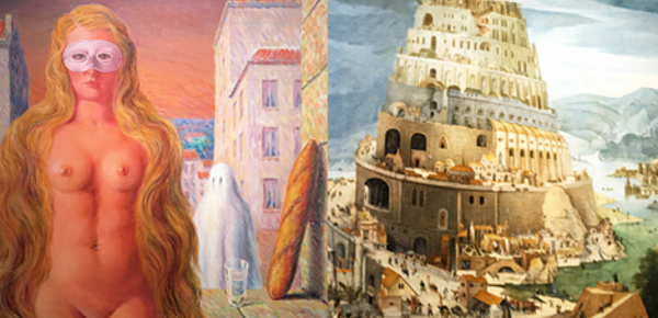 """Expo """"Opening Monaco, Masters's Collection"""""""