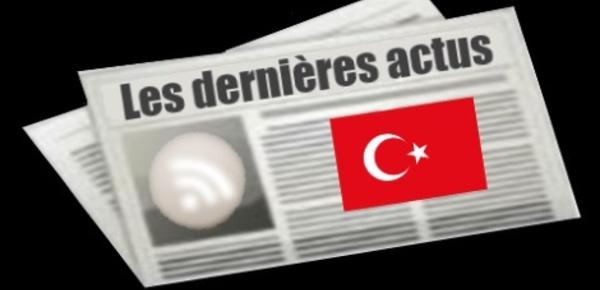 Les dernières actus de Turquie