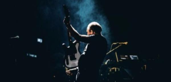 Hans Zimmer sort son album live
