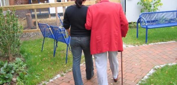 Le premier village Alzheimer en construction dans les Landes