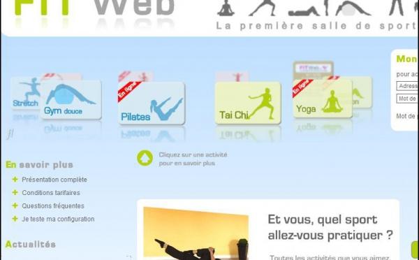 Web'Trophées 2009: Fitweb, la première salle de sport en ligne