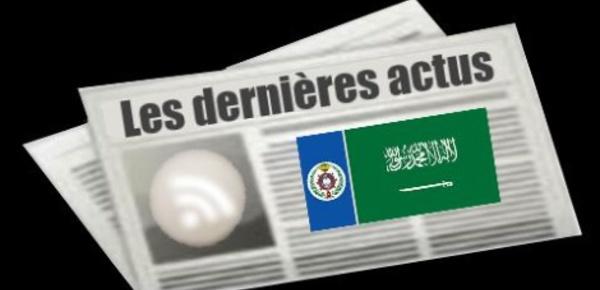 Les dernières actus d'Arabie Saoudite