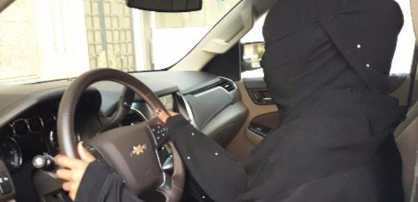 Arabie saoudite: le droit de conduire