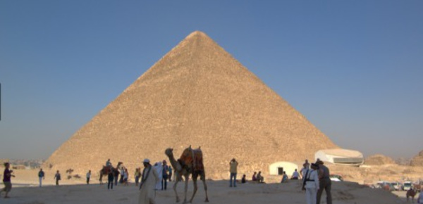 La pyramide de Khéops loin d'avoir dévoilé tous ses secrets