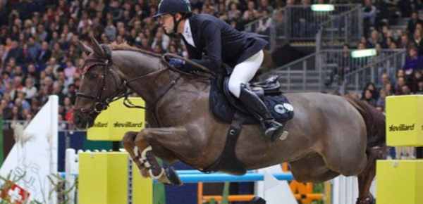 Équitation: Simon, le roi Lyon