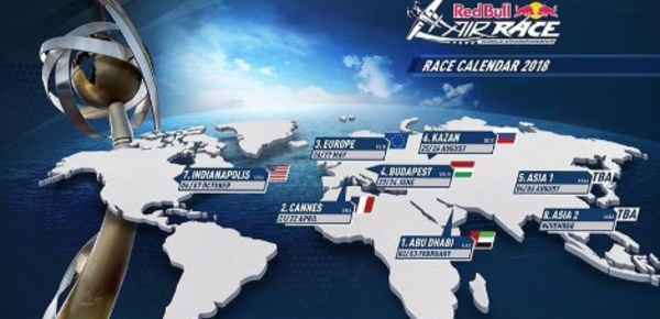 Le Red Bull Air Race débarque en France