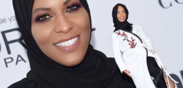 Polémique sur la première Barbie voilée