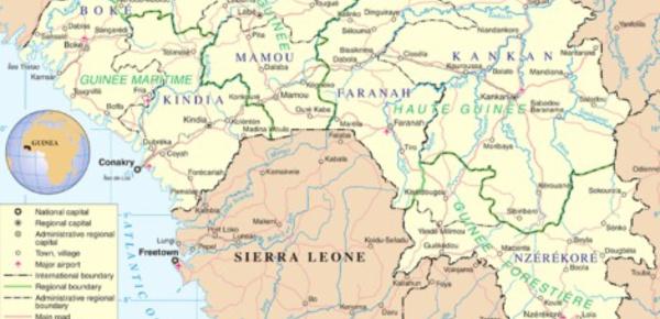 Escapade en Guinée