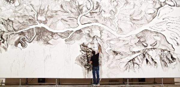 Qiu Zhijie, l'artiste mappeur et humaniste 1/2
