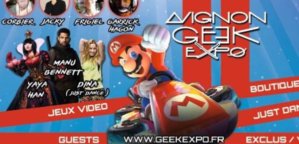 2e édition du Avignon Geek Expo