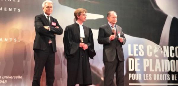 Concours international de plaidoiries