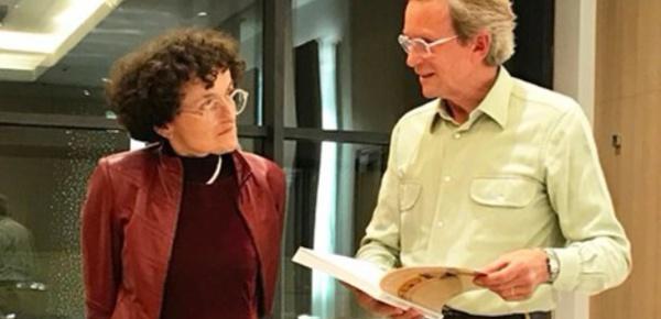 Vie associative: Marie-Hélène Lafon à Monaco