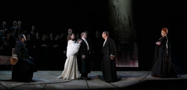"""""""Lohengrin"""" de Wagner à l'Opéra de Marseille"""