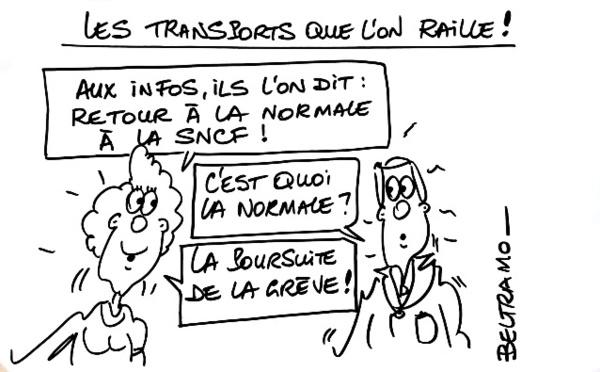 Retour à la normale à la SNCF?