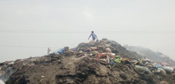 Insalubrité à Conakry