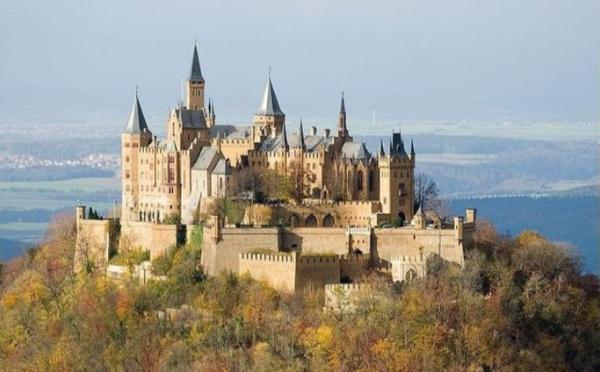 L'IMAGE DU JOUR: Le château de Hohenzollern