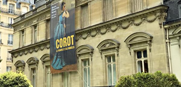 """Expo """"Corot et ses modèles"""""""