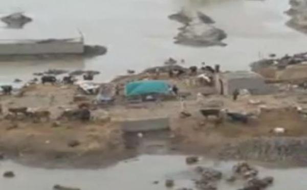 12 à 15 millions de personnes victimes des inondations au Pakistan