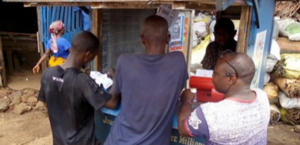 Gagner à la loterie GuinéeGames