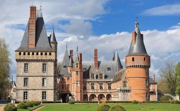 L'IMAGE DU JOUR: Le château de Maintenon