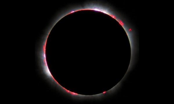 L'IMAGE DU JOUR: Éclipse solaire