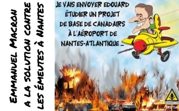 Nantes déclare sa flamme à la police