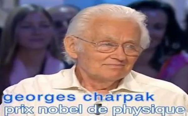 L'UNESCO ATTRISTÉE PAR LE DÉCÈS DU PRIX NOBEL DE PHYSIQUE GEORGES CHARPAK