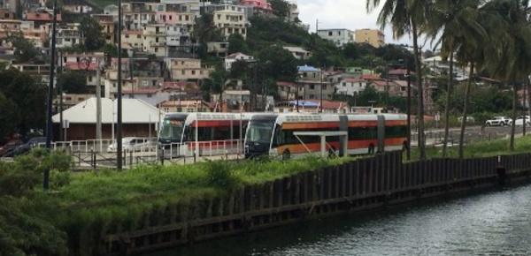Le TCSP bientôt sur les routes de Martinique?