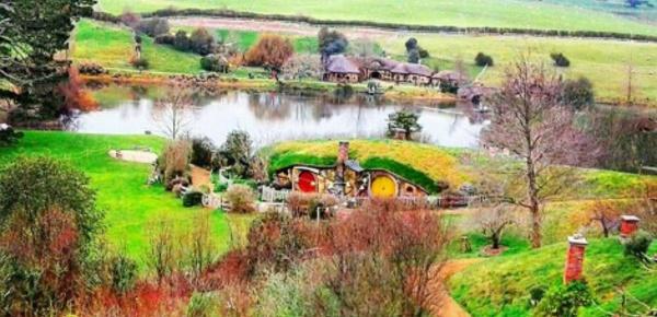 Un voyage chez les Hobbits
