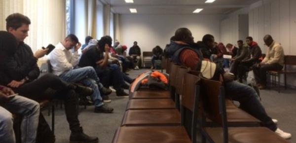 Les demandes d'asile en baisse en Allemagne