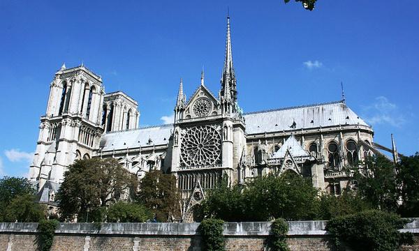 L'IMAGE DU JOUR: Notre-Dame de Paris