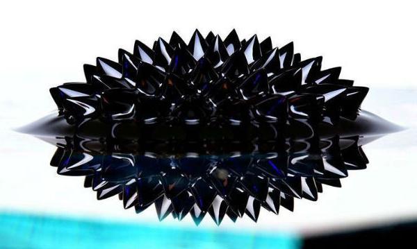 IMAGE DU JOUR: Ferrofluide