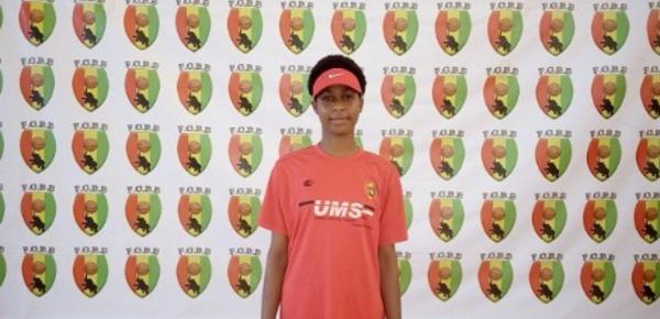Aminata Camara, la révélation féminine du basket-ball guinéen