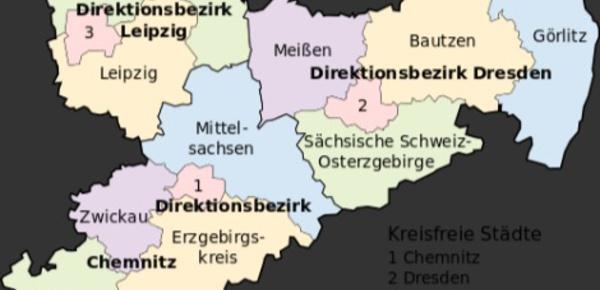 La chasse aux étrangers à Chemnitz
