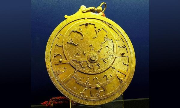 L'IMAGE DU JOUR: Astrolabe