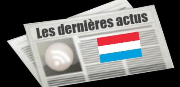 Les dernières actus du Luxembourg